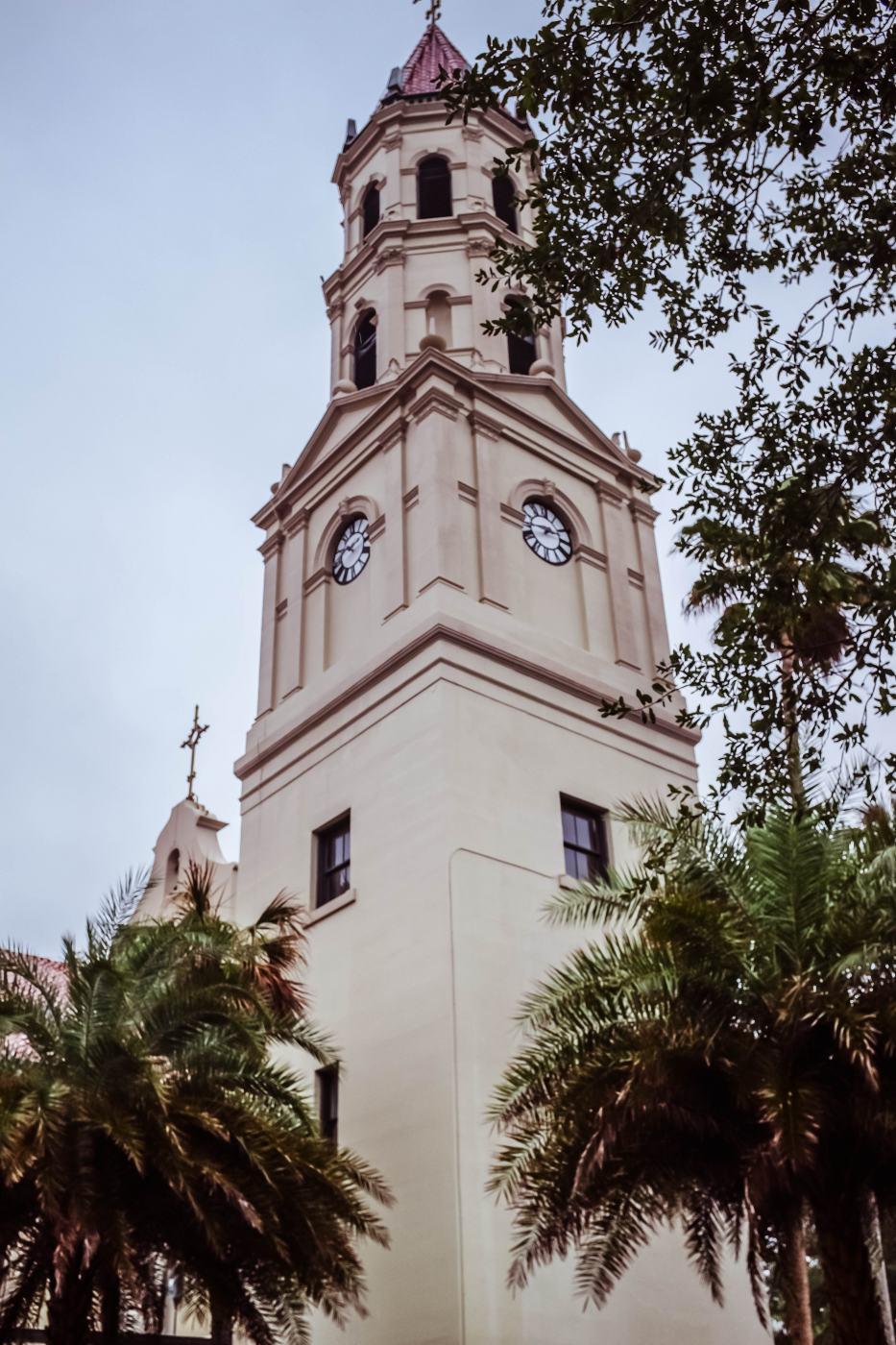 Trinity Parish St. Augustine, Florida